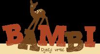 Dječji vrtić Bambi Logo